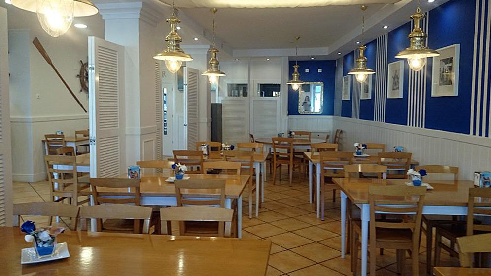 Consejos decoraci n y mobiliario para restaurantes arquitectura interiorismo temas rojo - Restaurante abeletxe ...