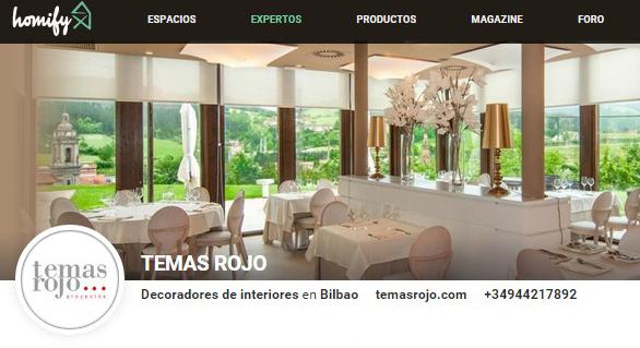 Arquitectura de hoteles decoraci n de hoteles arquitectura interiorismo temas rojo - Restaurante abeletxe ...