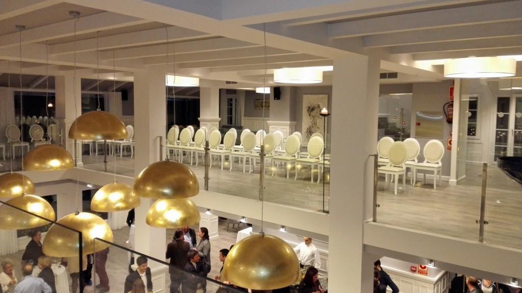Inauguraci n abeletxe edurne pasaban arquitectos y decoradores arquitectura interiorismo - Restaurante abeletxe ...