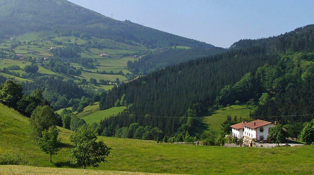 Casa Rural Arregi oñati y su entorno