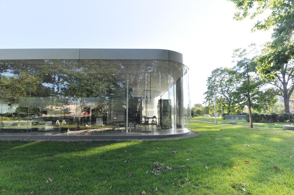 Glass Pavillion - Toledo Museum of Art, SANAA
