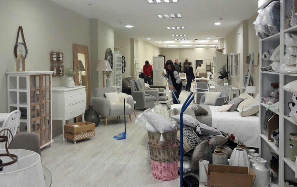 Reforma tienda banak importa pamplona mobiliario y - Temas mobiliario ...